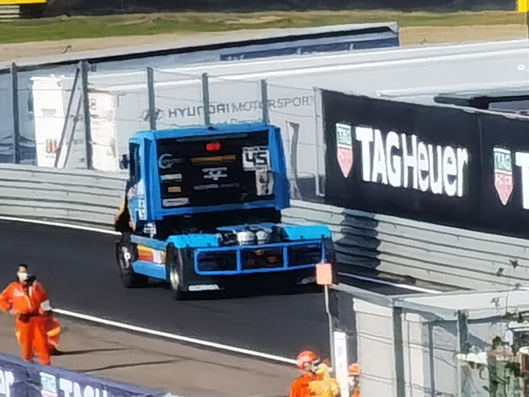 0091 Dutch Truck Racing Championschip Q1